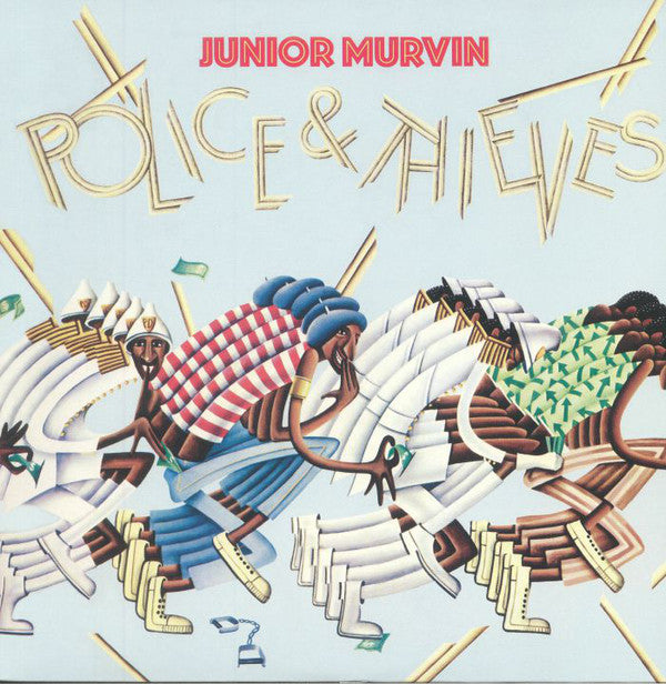 Junior Murvin | Police & Thieves (New)