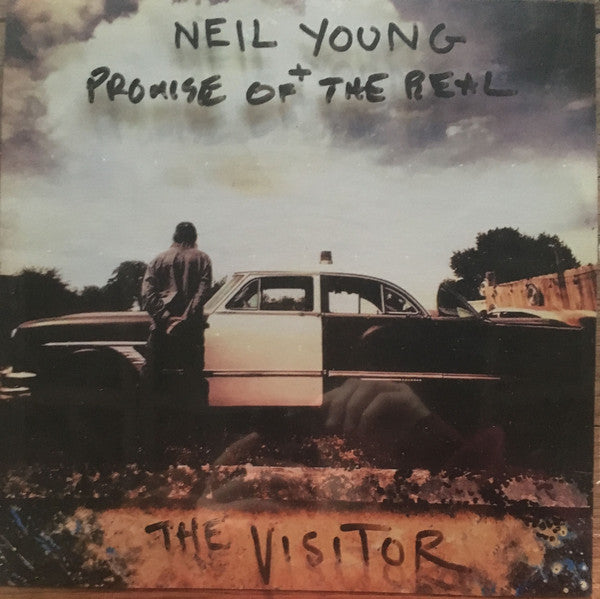 Neil Young | The Visitor (New)