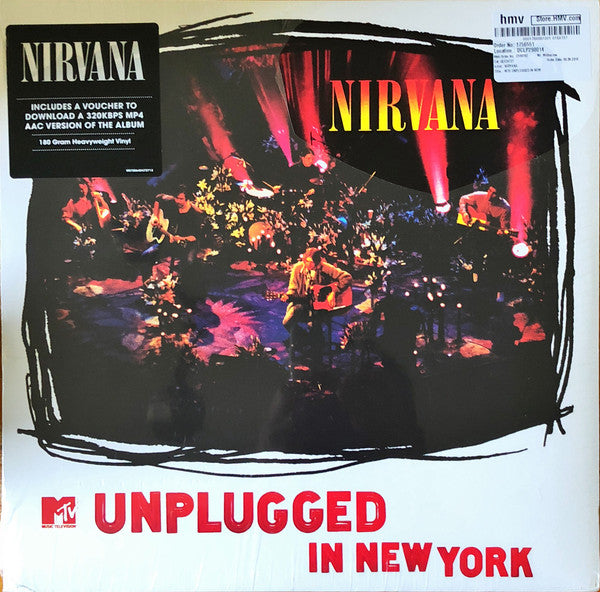 Nirvana | MTV Unplugged In New York (New)