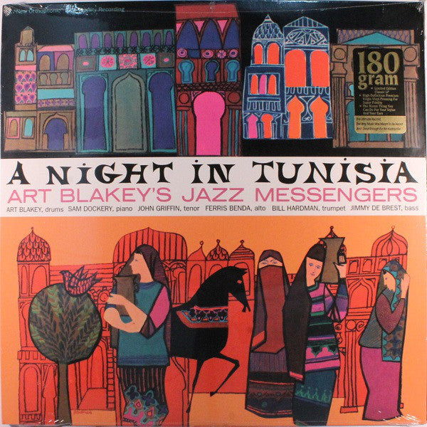 Art Blakey & The Jazz Messengers | A Night In Tunisia (New)