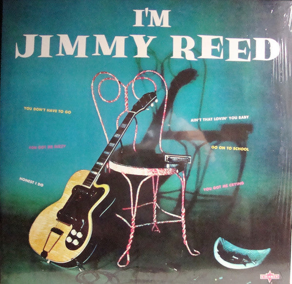 Jimmy Reed | I'm Jimmy Reed (New)