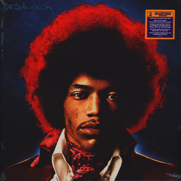 Jimi Hendrix | Both Sides Of The Sky (New)