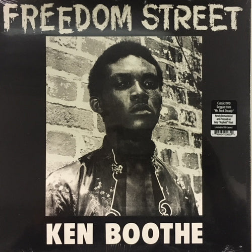 Ken Boothe | Freedom Street (New)