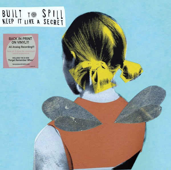 Built To Spill | Keep It Like A Secret (New)