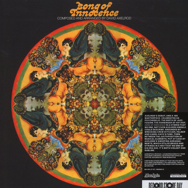 David Axelrod | Song Of Innocence (New)