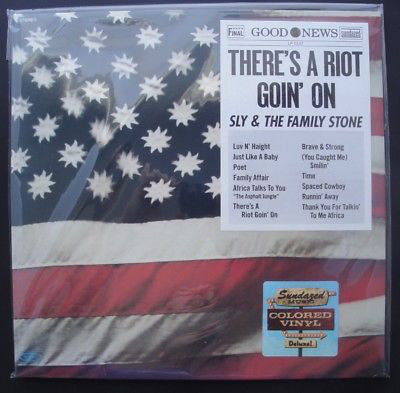 Sly & The Family Stone | There's A Riot Goin' On (New)