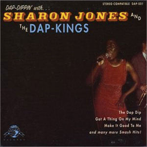 Sharon Jones & The Dap-Kings | Dap-Dippin' With... (New)
