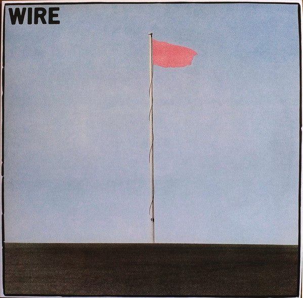 Wire | Pink Flag (New)