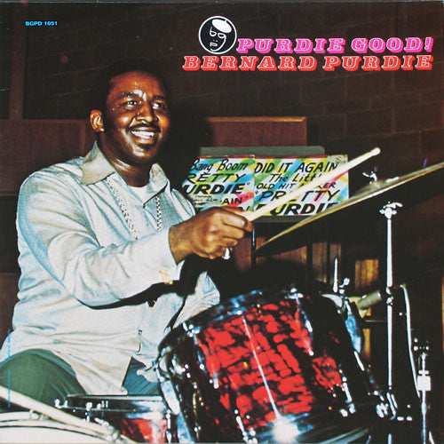 Bernard Purdie | Purdie Good! (New)