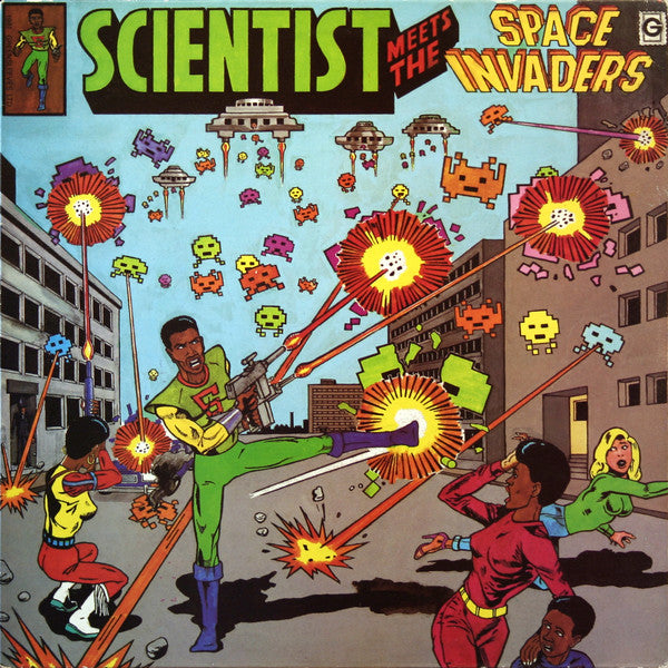 Scientist | Meets the Space Invaders (New)