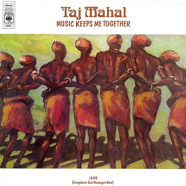Taj Mahal | Music Keeps Me Together
