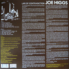 Load image into Gallery viewer, Joe Higgs | Life Of Contradiction (New)