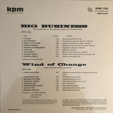 Load image into Gallery viewer, Keith Mansfield | Big Business / Wind Of Change (New)