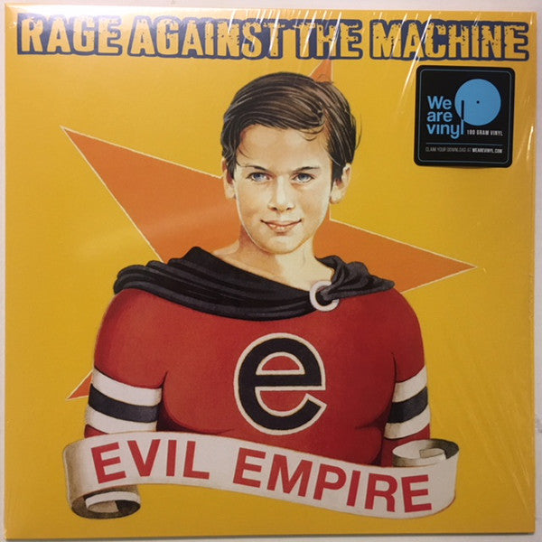 Rage Against The Machine | Evil Empire (New)