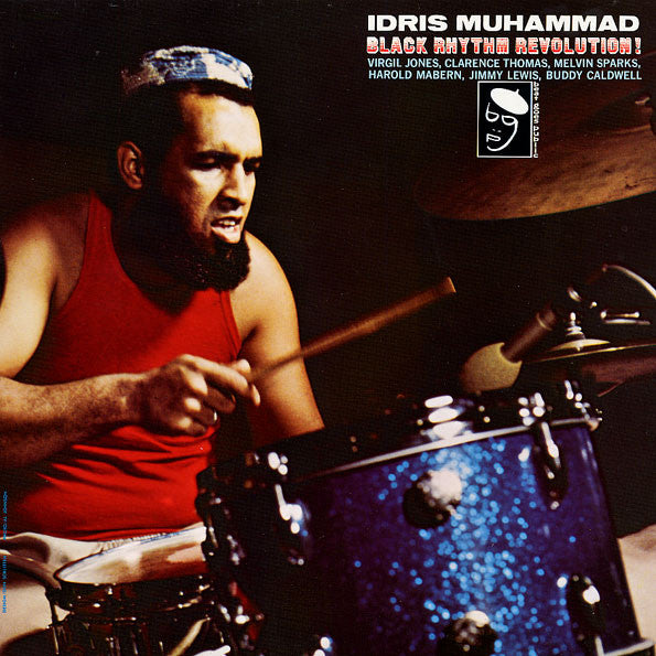 Idris Muhammad | Black Rhythm Revolution! (New)