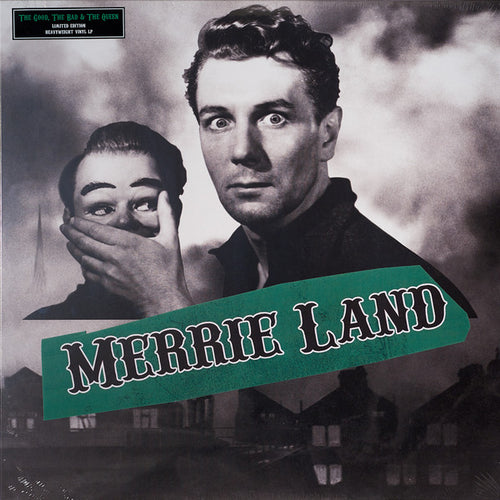 The Good, The Bad & The Queen | Merrie Land  (New)