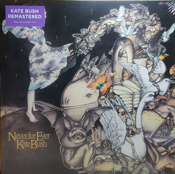 Kate Bush | Never For Ever (New)