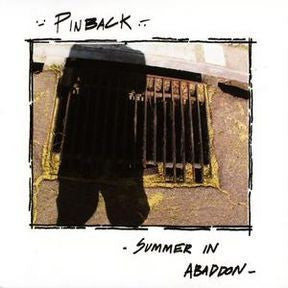 Pinback | Summer In Abaddon (New)