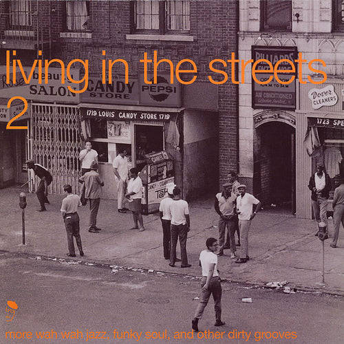 Various | Living In The Streets 2 (New)