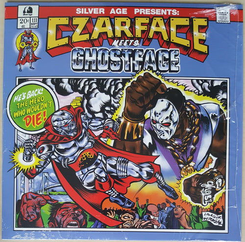 Czarface | Czarface Meets Ghostface (New)