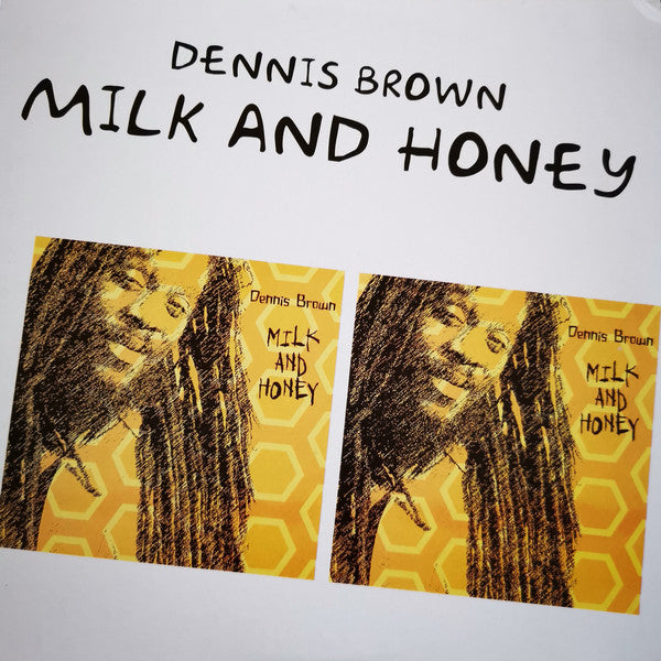 Dennis Brown | Milk and Honey