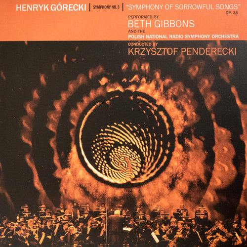 Henryk Górecki | Symphony No. 3 (Symphony Of Sorrowful Songs) Op. 36 (New)