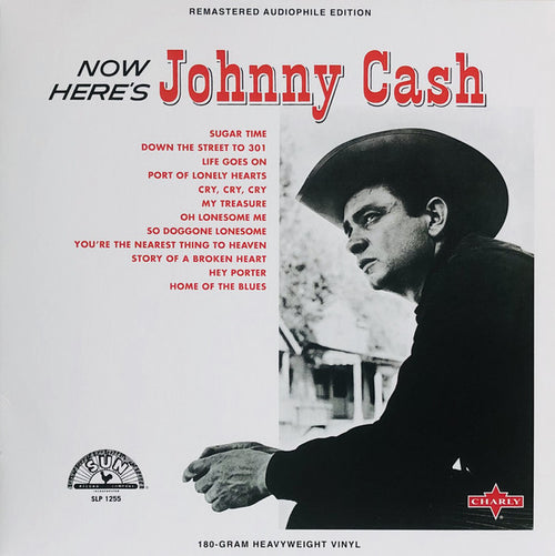 Johnny Cash | Now Here's Johnny Cash (New)