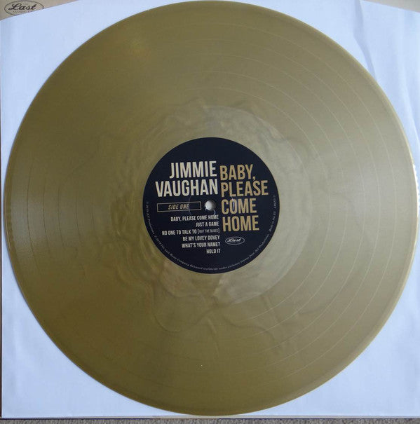 Jimmie Vaughan | Baby, Please Come Home (New)