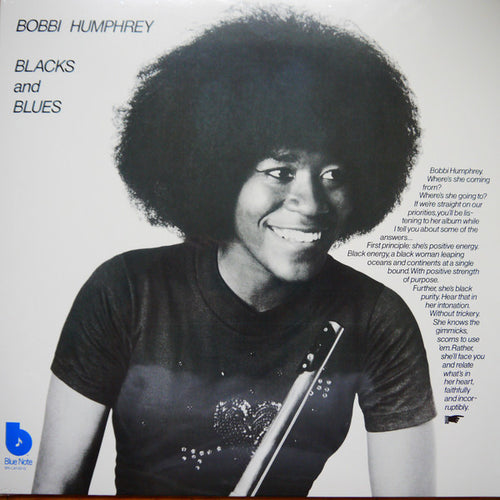 Bobbi Humphrey | Blacks And Blues (New)