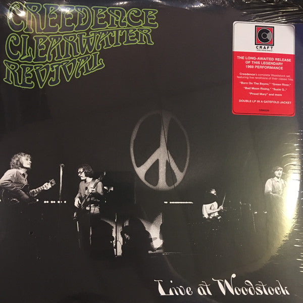Creedence Clearwater Revival | Live At Woodstock (New)