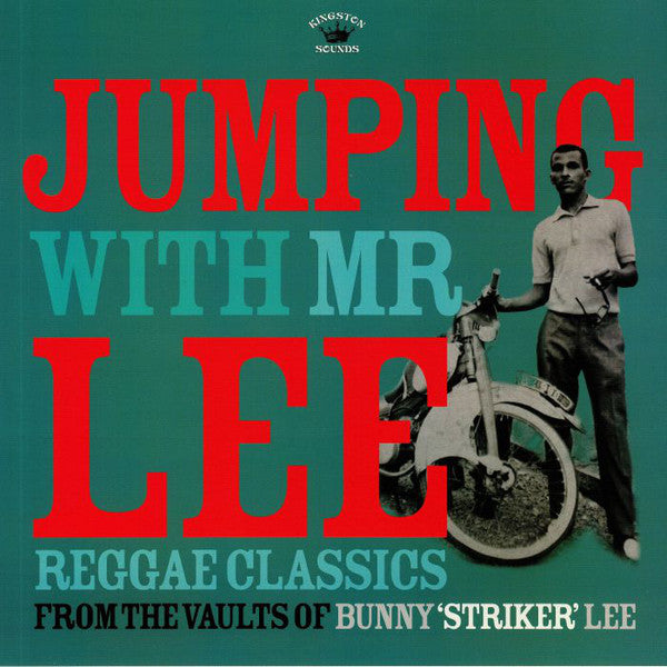 "Various | Jumping With Mr Lee: Reggae Classics From The Vault Of Bunny ""Striker"" Lee (New)"