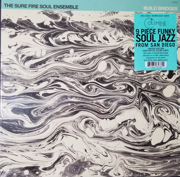 The Sure Fire Soul Ensemble | Build Bridges (New)