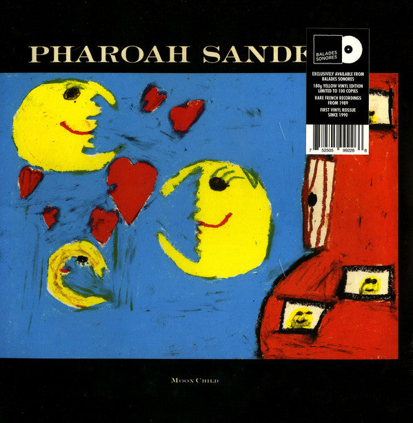 Pharoah Sanders | Moon Child (New)