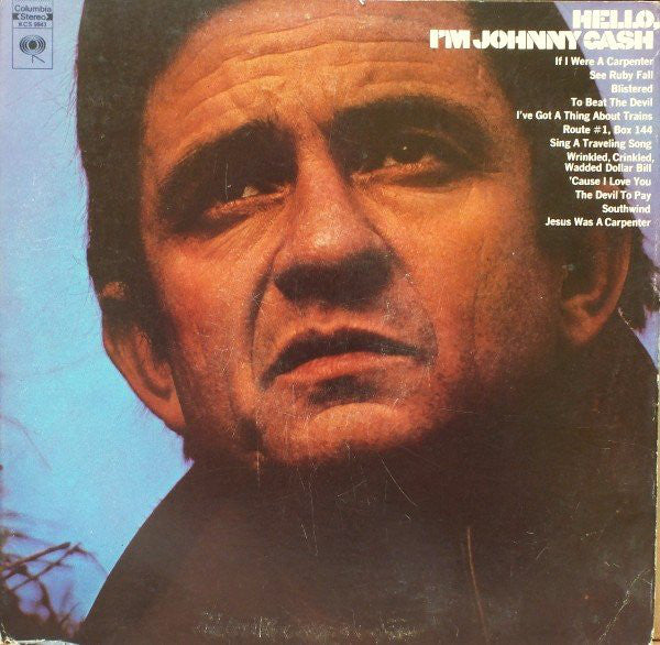Johnny Cash | Hello, I'm Johnny Cash