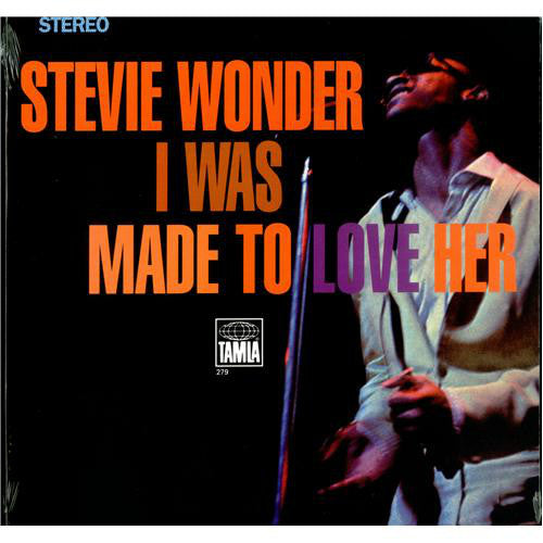 Stevie Wonder | I Was Made To Love Her (New)