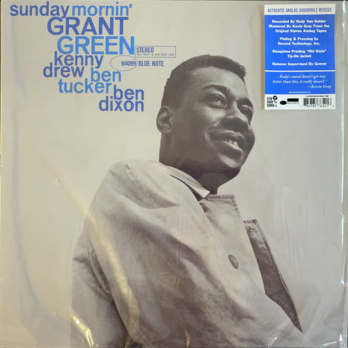 Grant Green | Sunday Mornin' (New)