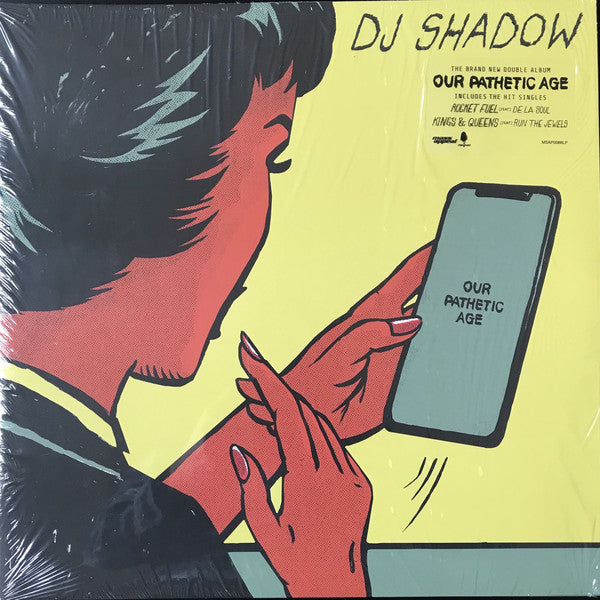 DJ Shadow | Our Pathetic Age (New)