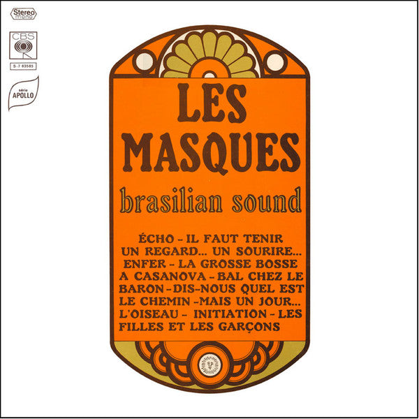 Les Masques | Brasilian Sound (New)