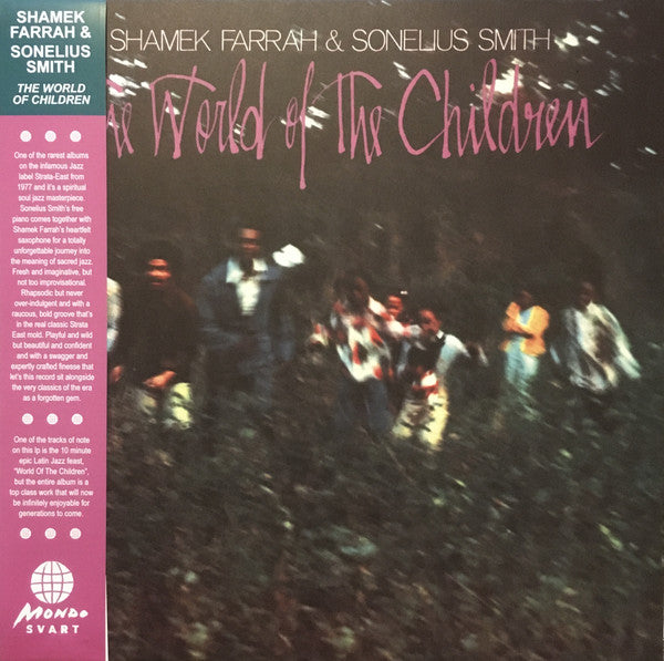 Shamek Farrah | The World Of The Children (New)