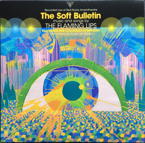 The Flaming Lips | (Recorded Live At Red Rocks Amphitheatre) The Soft Bulletin (New)