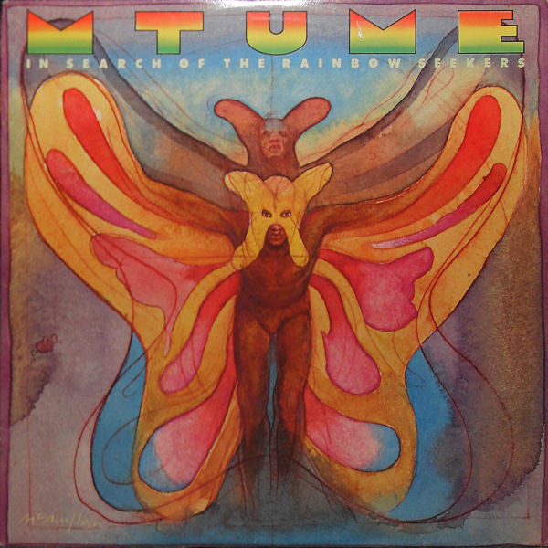Mtume | In Search Of The Rainbow Seekers