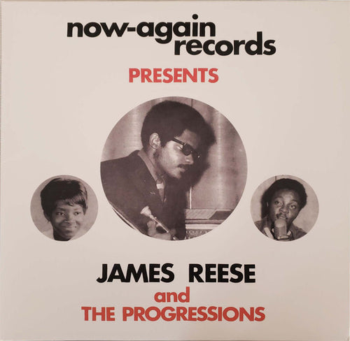 James Reese & The Progressions | Wait For Me (New)