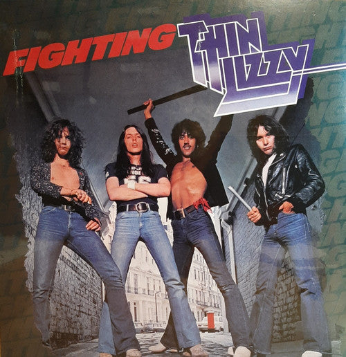 Thin Lizzy | Fighting (New)