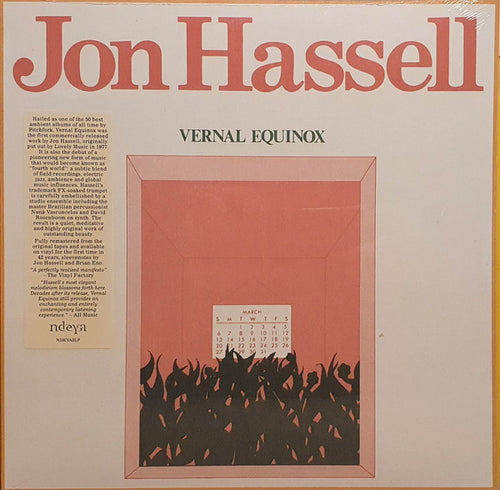 Jon Hassell | Vernal Equinox (New)
