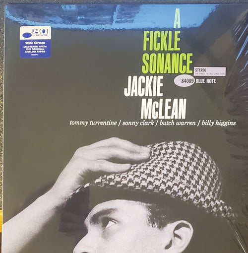 Jackie McLean | A Fickle Sonance (New)