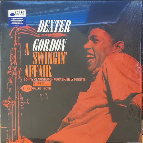 Dexter Gordon | A Swingin' Affair (New)
