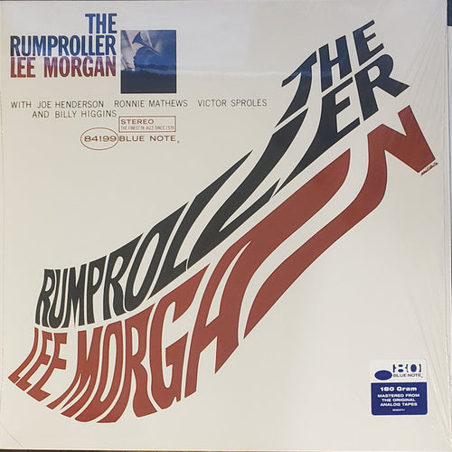 Lee Morgan | The Rumproller (New)