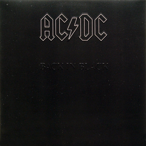AC/DC | Back In Black (New)