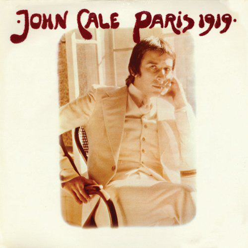 John Cale | Paris 1919 (New)