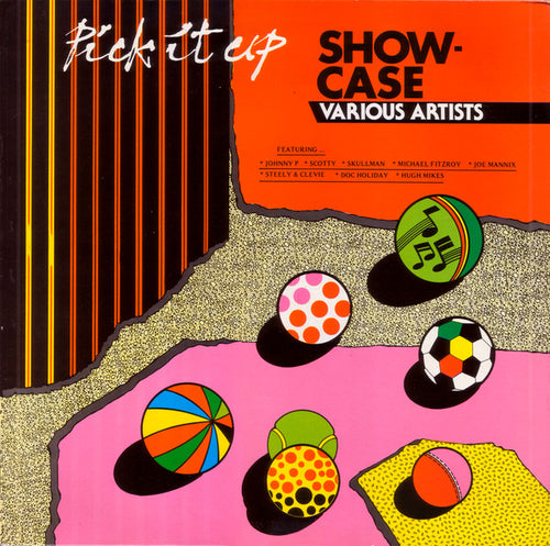 Various | Pick It Up  - Showcase